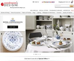 Scandinavian Design Center Promo Codes 2018