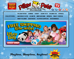 My Pillow Pets Promo Codes 2018