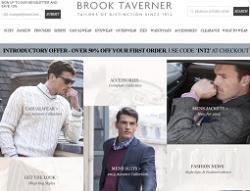 Brook Taverner Discount Code 2018
