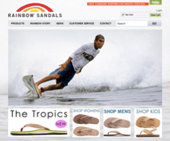 Rainbow Sandals Coupons 2018