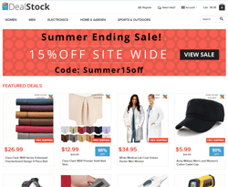 DealStock Promo Codes 2018