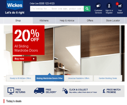 Wickes Discount Code 2018