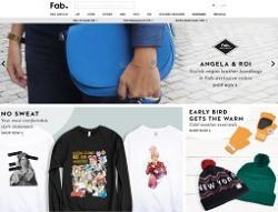 Fab.com Promo Code 2018