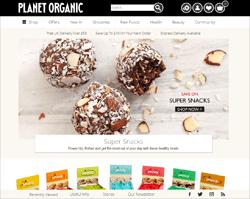 Planet Organic Discount Code 2018