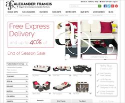 Alexander Francis Discount Code 2018