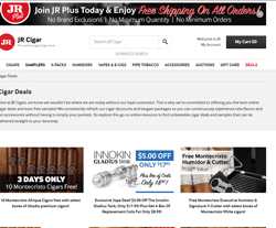 JR Cigar Promo Code 2018