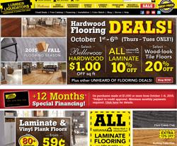 Lumber Liquidators Promo Code 2018