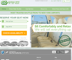 GO Airlink NYC Coupon 2018