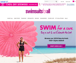 Swimsuits For All Coupons 2018