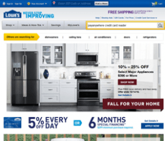 Lowe's Coupon 2018
