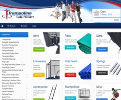 TrampolinePartsandSupply.com Promo Codes 2018
