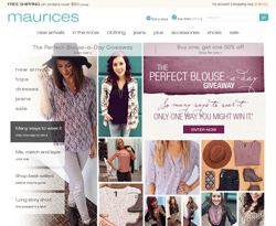 Maurices Promo Codes 2018