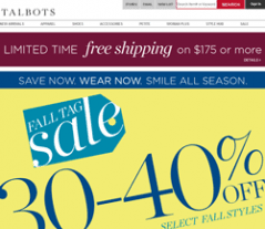 Talbots Coupons 2018