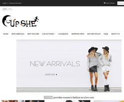 CUPSHE Coupons & Discount Codes 2018
