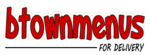 BtownMenus Promo Codes & Deals