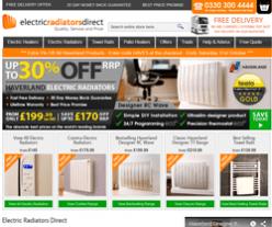 Electric Radiators Direct Discount Code 2018