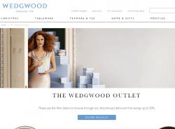 Wedgwood Promo Codes 2018