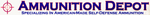 Ammunition Depot Promo Codes & Deals