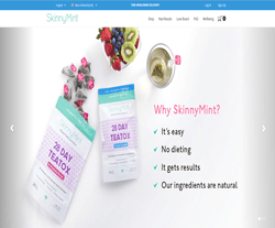SkinnyMint Coupons 2018