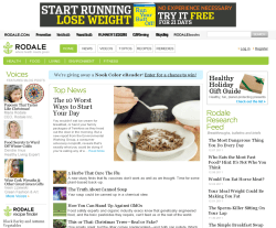 Rodale Coupon 2018