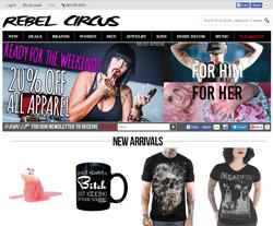 Rebel Circus Promo Codes 2018
