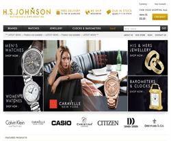 H.S. Johnson Discount Codes 2018
