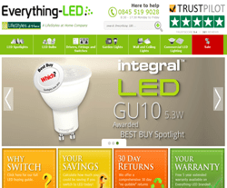 Everything LED Discount Code 2018