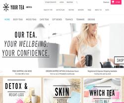 Your Tea Discount Code 2018