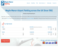 Maple Manor Parking Voucher Code 2018