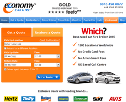 Economy Car Hire Discount Code 2018