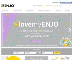 ENJO Promo Codes 2018