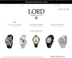 Lord Timepieces Discount Codes 2018