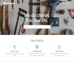 TaskRabbit Promo Codes 2018