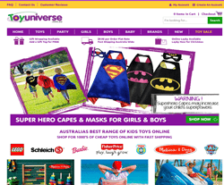 Toy Universe Promo Codes 2018