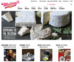 Murray's Cheese Shop Coupon Codes 2018