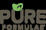Pure Formulas Promo Codes & Deals