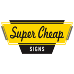 Super Cheap Signs Promo Codes & Deals