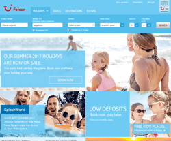 Falcon Holidays Voucher & Discount Code 2018