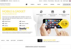 Debenhams Gadget Insurance Discount Code 2018