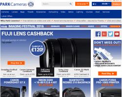 Park Cameras Discount Code 2018