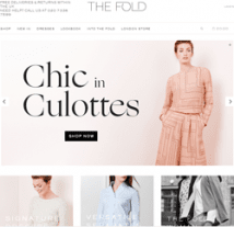 The Fold Discount Code 2018
