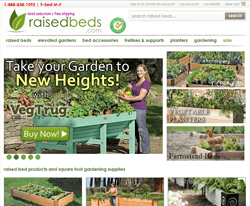 Raised Beds Coupon 2018