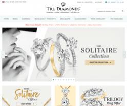 Tru Diamonds Discount Code 2018