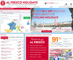 Al Fresco Holidays Discount Code 2018