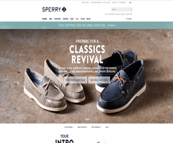 Sperry Promo Code & Coupon 2018