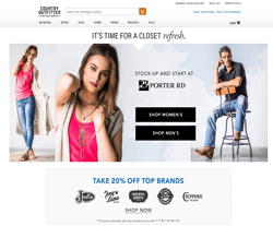 Country Outfitter Coupons 2018