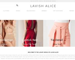 Lavish Alice Discount Code 2018