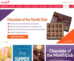 Chocolate.org Promo Codes 2018