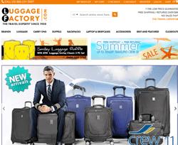 Luggage Factory Promo Codes 2018