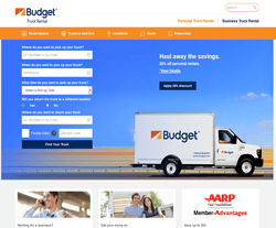 Budget Truck Rental Coupons 2018
